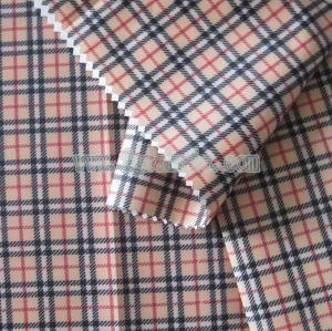Buy cheap Polyester taffeta fabric OFF-086 product