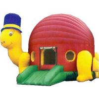 Buy cheap 4 Persons Bouncy Houses / Rent a Bounce House Environmental Protection from wholesalers