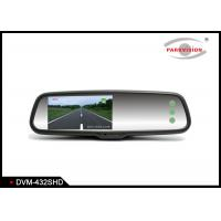 Buy cheap 1296P High Definition Rear View Parking MirrorWith Real Time Recording product