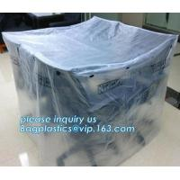 Buy cheap Outdoor Covers, Shields Bag, Gusseted Pallet Covers on Rolls, Reusable Pallet Covers Suppliers, Plastic Sheeting, Protec from wholesalers