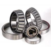Buy cheap Washing Machine Single Row Tapered Roller Bearings P5 / P4 / P2 with Steel Cage from wholesalers