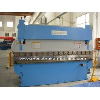 Buy cheap 63 T Small Sheet Metal Bender Brake , Electric Sheet Metal Brake Press from wholesalers