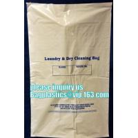 Buy cheap Laundry & Dry Cleaning Bags,clear polythylene dry cleaning bag plastic garment cover bags on roll, bagease bagplastics p from wholesalers