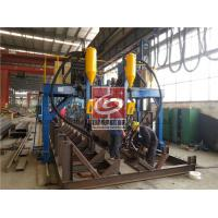 Buy cheap Gantry Automatic Beam Welding Line Assembling Process High Speed from wholesalers