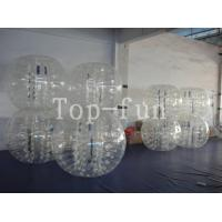 Buy cheap Big Inflatable Bumper Ball For Bubble Football Games Or Outdoor Entertainment Sport from wholesalers
