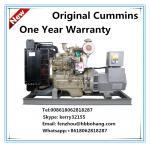 Buy cheap 200KVA Cummins diesel genset 6LTAA8.9 diesel generator set from wholesalers