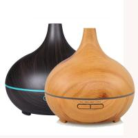 Buy cheap 400ml Advanced Ultrasonic Aroma Essential Oil Diffuser Lamp Aromatherapy Electric Air Mist Humidifier Purifier from wholesalers