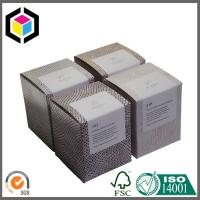 Buy cheap Fashion Candle Corrugated Packaging Box; Matte Color Print Corrugated Box from wholesalers