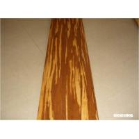 Buy cheap Tiger Grain Strand Eco Friendly Bamboo Flooring 960 * 96 * 15 mm from wholesalers