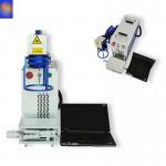 Buy cheap Jewelry 20W Handheld Laser Marking Machine , Industrial Laser Marking Equipment from wholesalers