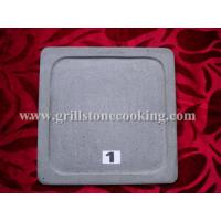 Buy cheap Cheap China lava stone grill from wholesalers