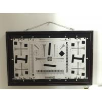 Buy cheap 2000 lines 2x 3NH photographic paper iso 12233 test chart NQ-10-200A 40x71.1 cm) for camera product