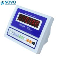 Buy cheap Bench Digital Weight Indicator , Digital Load Cell Indicator Weighbridge Weight Back Up from wholesalers