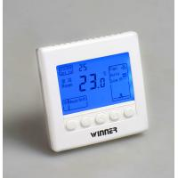 Buy cheap AC220V 3 Speed High/Med/Low 3 Mode Heat/Cool/Air Control Digital Room Thermostat from wholesalers