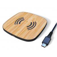 Buy cheap 5V - 9V Wireless Travel Charger Energy Saving Qi Wireless Charging Pad from wholesalers