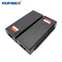 Buy cheap 10/100M POE Injector Single Port,IEEE802.3af,15.4W from wholesalers