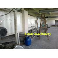 Buy cheap Door Cushion Mat PVC Plastic Recycling Machinery Complete Extrusion from wholesalers