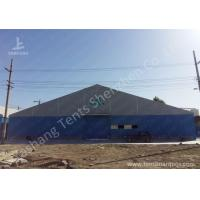 Buy cheap 30 X 50M Industrial storage tents buildings Color Steel Plate Wall Roller Shutter Door from wholesalers