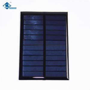 China 0.65 W 6 Volt cheapest solar panel photovoltaic ZW-8960 Environmental Friendly Epoxy Resin Panels glue on sale