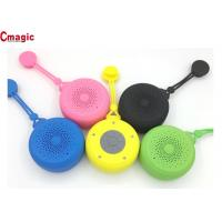 Buy cheap Portable Mini Wireless Bluetooth Speaker Waterproof Silicone Audio Mp3 player from wholesalers