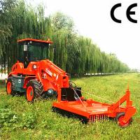 Buy cheap buying tractor lawn mower TL2500 front loader with lawn mowers for sale product