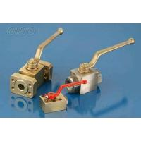 Buy cheap Hydraulic Ball Valve from wholesalers