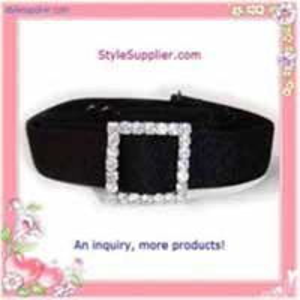 China Rhinestone bra straps crystal fashion accessories on sale