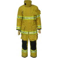 Buy cheap Nomex  firefighter's suit (EN469 approval from wholesalers