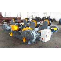 Buy cheap 100T Automatic Self Adjustment Pipe Welding Rollers For Auto Welding ISO / CE / CO from wholesalers