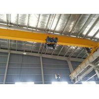Buy cheap Light Dead Weight European Overhead Crane Double Girder With Electric Hoist from wholesalers