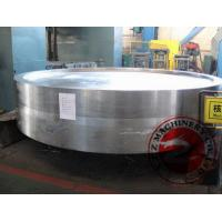 Buy cheap Heavy Machinery 304L 310S 316L Stainless Steel Forgings , Rolled Ring Flange from wholesalers