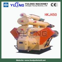 Buy cheap HKJ 450 horse feed pellet mill CE&ISO9001 from wholesalers