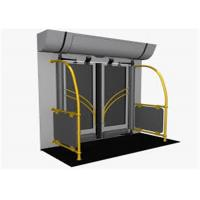 Buy cheap High Strength Pneumatic Bus Door Systems Rubber Lower Sealing  For City Bus from wholesalers