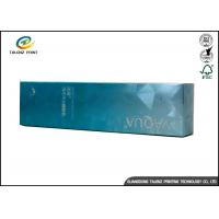 Buy cheap Disposable Art Paper Cosmetic Packaging Boxes With Customized Logo from wholesalers