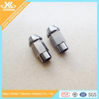 Buy cheap China Factory Directly Supply Gr5 Titanium Wheel Lug Nuts from wholesalers