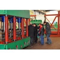 Buy cheap Promotion Corrugated Sheet Roll Forming Machine For Road And Rail Transverse Channels from wholesalers