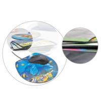 Buy cheap PLASTICLENTICULAR 3D lenticular surface EVA base materical mouse pad printing pp 3d mouse pad lenticular printing from wholesalers