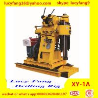 Buy cheap China Made Cheapest Popular Portable Soil Testing Drilling Rig XY-1A with SPT Equipment from wholesalers