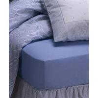 China cotton fitted bed sheet on sale