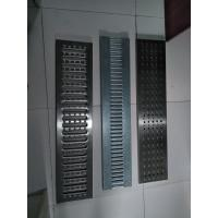all kinds of gratings with different material