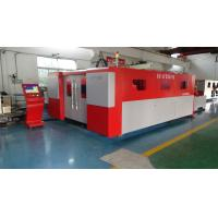 Buy cheap Accomplish the Complicated Process Sheet Metal Laser Cutting Machine for SS / CS 42 m / min from wholesalers