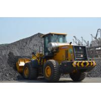 Buy cheap Anti Dust Structure Mini Compact Wheel Loader With 5000kg Load Long Wheelbase from wholesalers