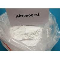 Buy cheap Pharmaceutical Steroid Altrenogest For Contraception CAS 850-52-2 from wholesalers