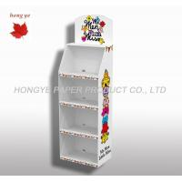 Buy cheap Portable Cardboard Display Stands For Books , Display Case Stands from wholesalers