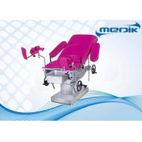 Buy cheap Manul Hydraulic Obstetric Delivery Table Labour With 304 SS Base from wholesalers