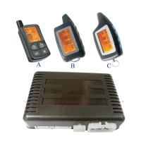 China Two Way Car Alarm With Engine Starter on sale