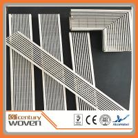 Buy cheap Swimming pool stainless steel grating price from wholesalers