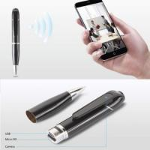 Buy cheap 720P WIFI Pen Hidden Spy Camera Covert Video Recorders P2P Cam Mini Spy pen camera  Mini pen camera  Mini Pen Sport DV from wholesalers