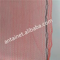 China hot sale Green Plastic Outdoor Safety Net With Flame Retardant For Temporary Fence on sale