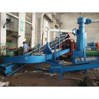 Buy cheap Recycling Reclaim Rubber Machinery Magnetic Separation / Transportation System from wholesalers